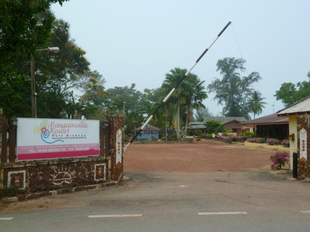 Bougainvillea Beach Resort Port Dickson