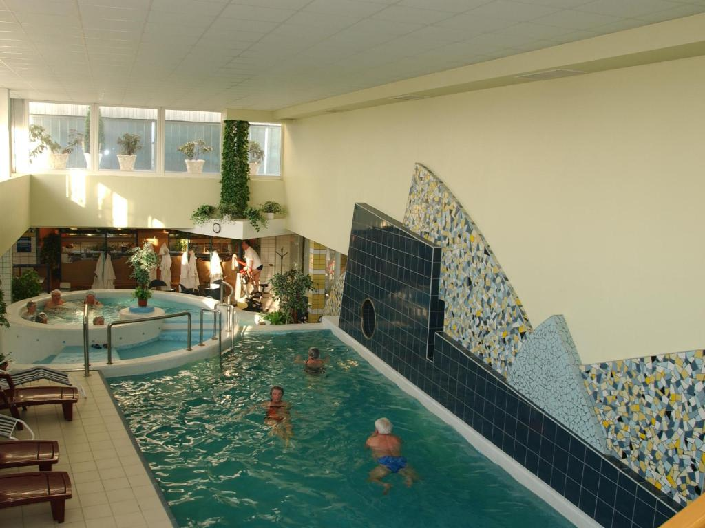 Swimming pool Hunguest Hotel Repce