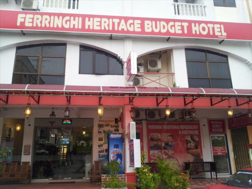 Ferringhi Heritage Budget Hotel