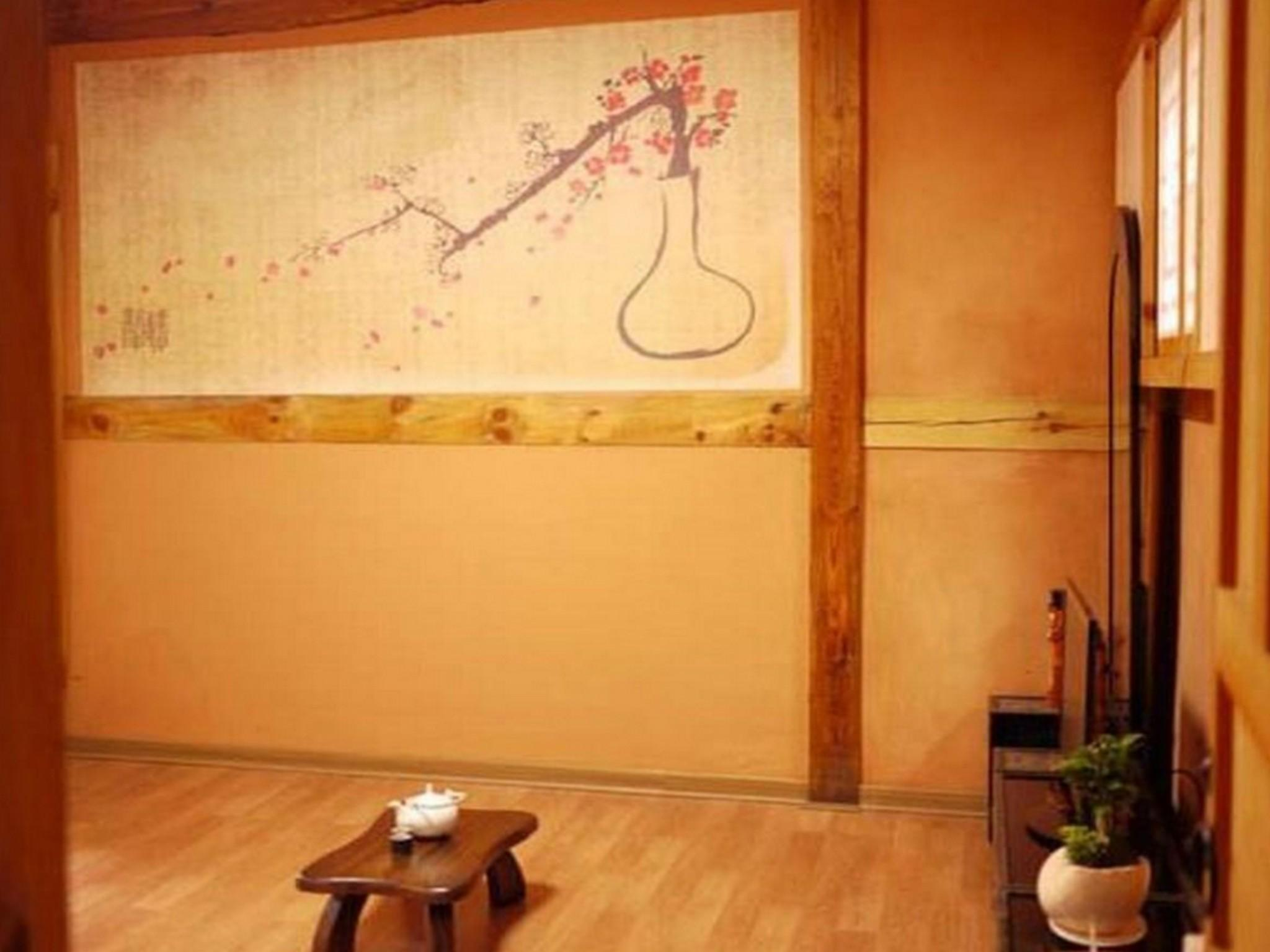 韓式房(兩床) (Korean Style Twin Room)
