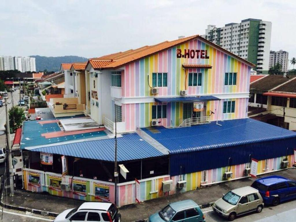 More About B Hotel