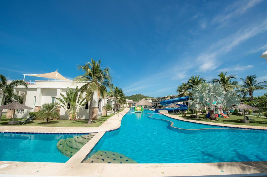 Swimming Pool Outdoor Oriental Beach Pearl Resort