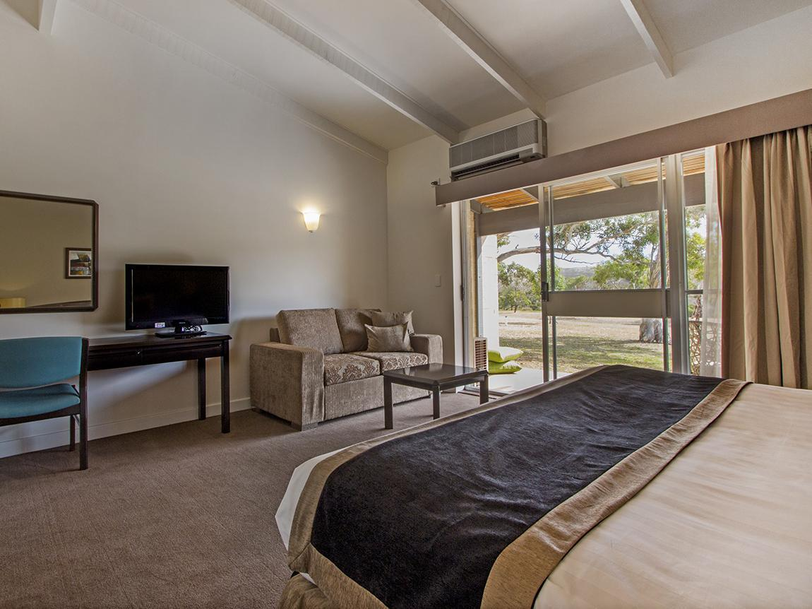 Golf Resort Room