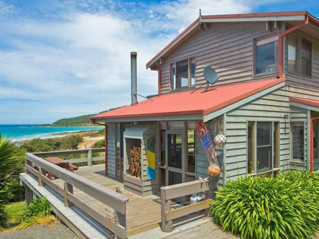 best price on the surf shack holiday house in great ocean. Black Bedroom Furniture Sets. Home Design Ideas