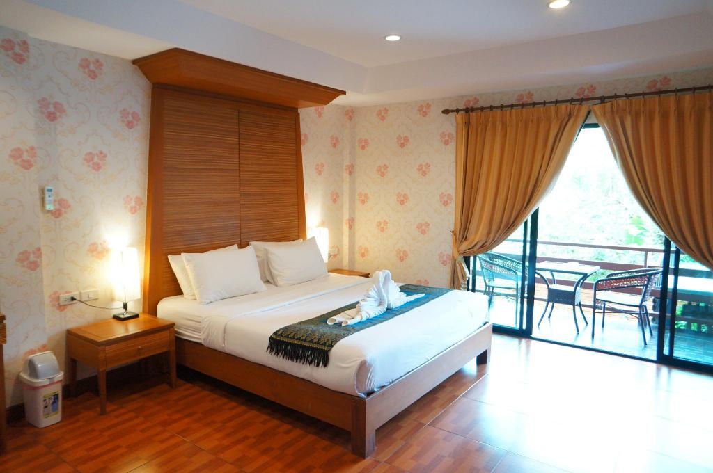 Standard - Bed Baan I Un Pool Villa