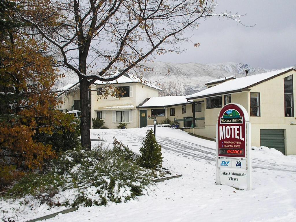 More about Wanaka Heights Motel