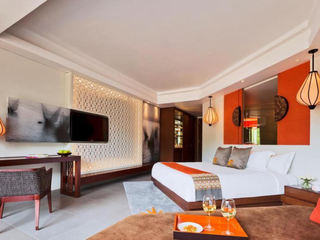 Garden King Grand with Balcony - Guestroom Angsana Lang Co