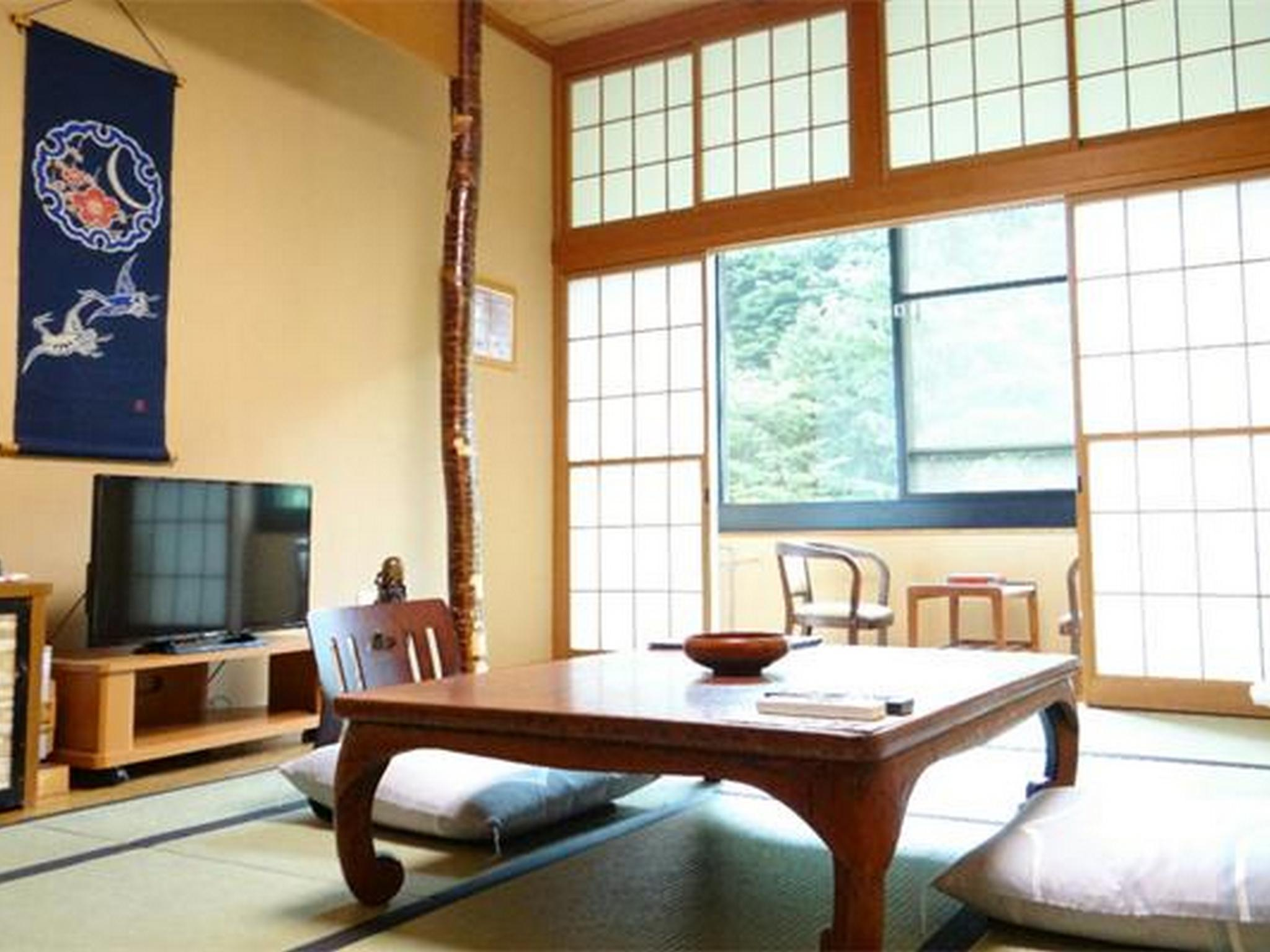 Standard Japanese Style River View Room