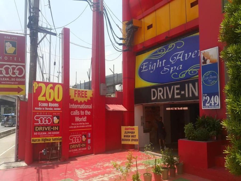 Hotel Sogo Santolan In Manila Room Deals Photos Amp Reviews