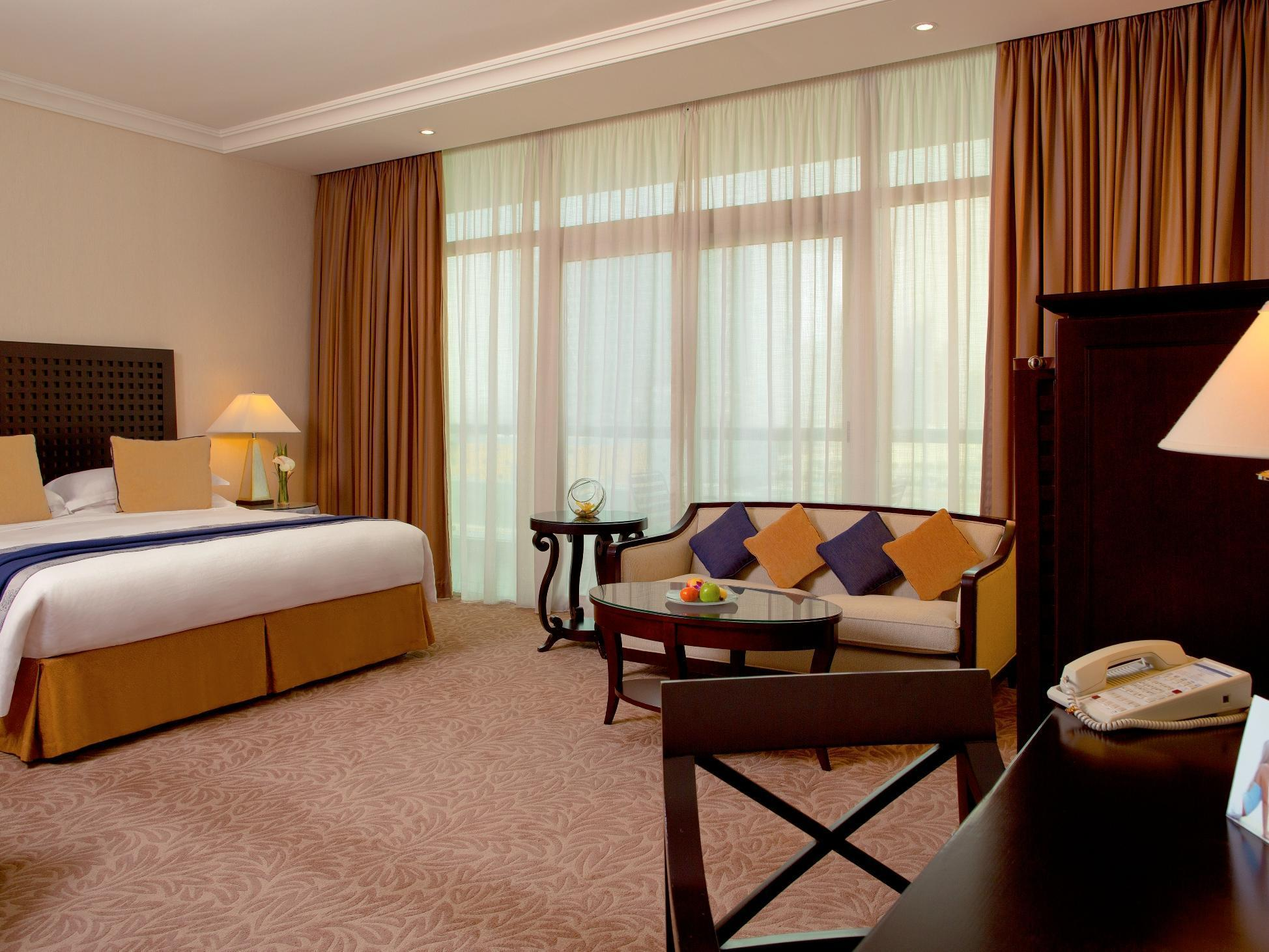 Klassisk suite Club Rotana (Classic Suite Club Rotana)
