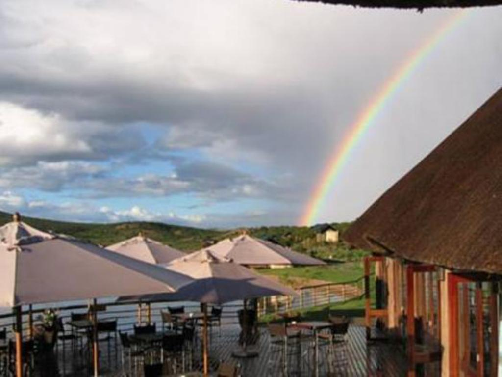 terraza Buffelsdrift Game Lodge and Hotel