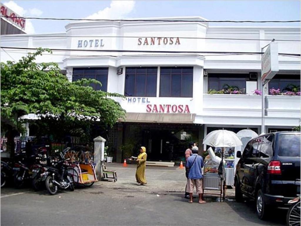 Hasil gambar untuk Hotel Santosa