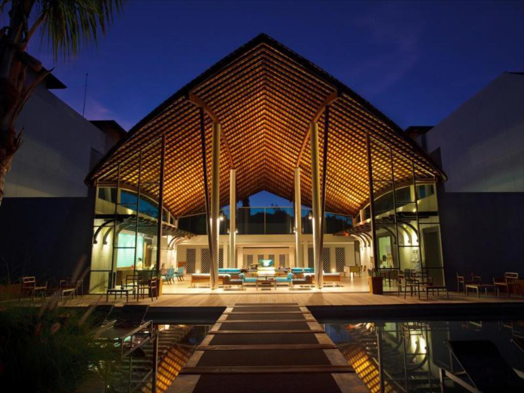 Lobby Mai Khao Lak Beach Resort & Spa