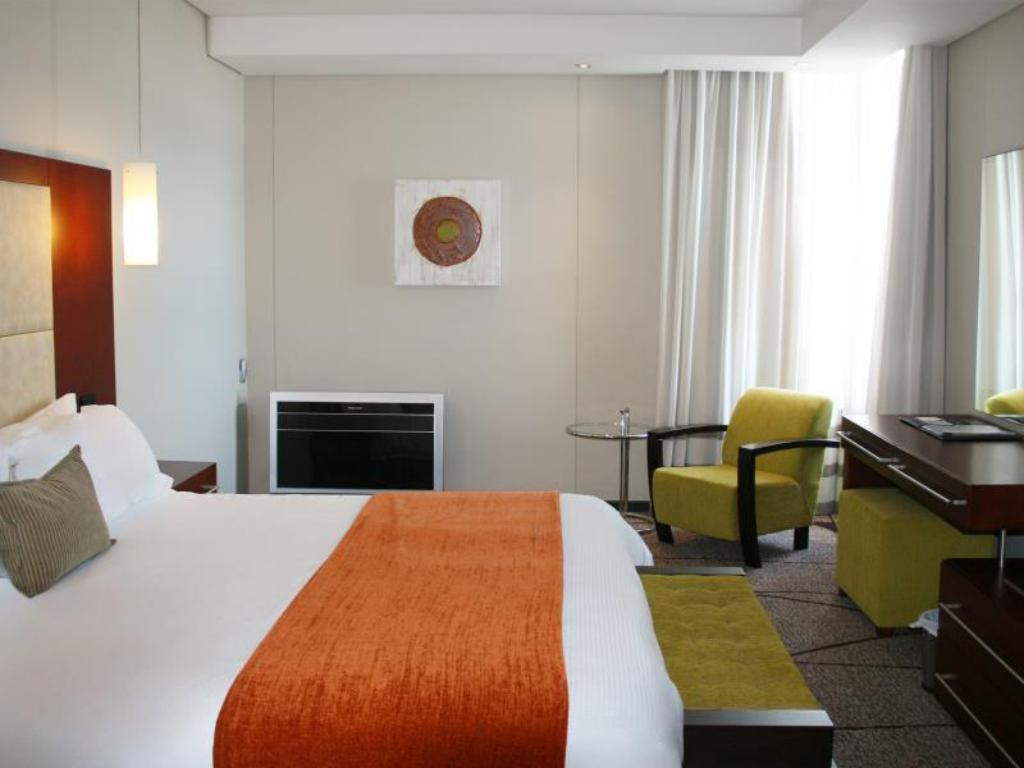 Interior view Premier Hotel East London ICC