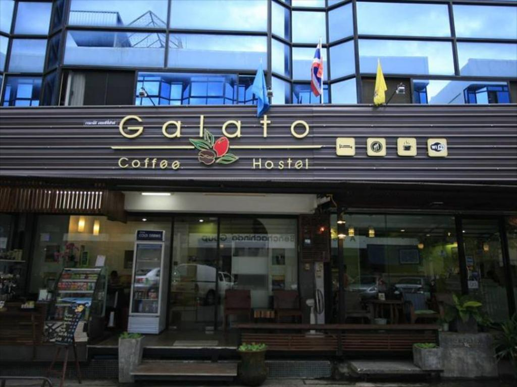 Galato Coffee & Hostel