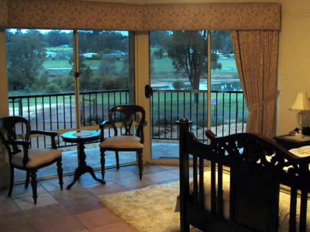Interior view Lakeview Lodge