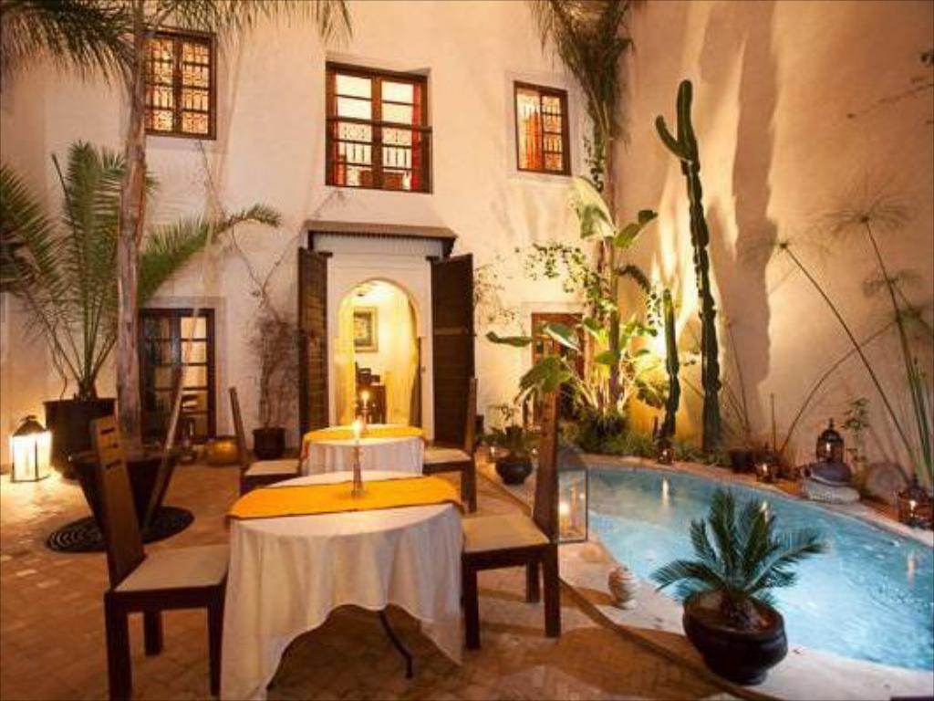 Riad les Ammonites and Spa