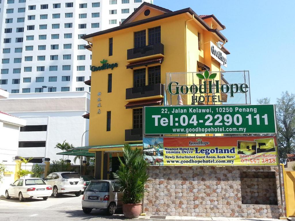 GoodHope Hotel Kelawei Penang