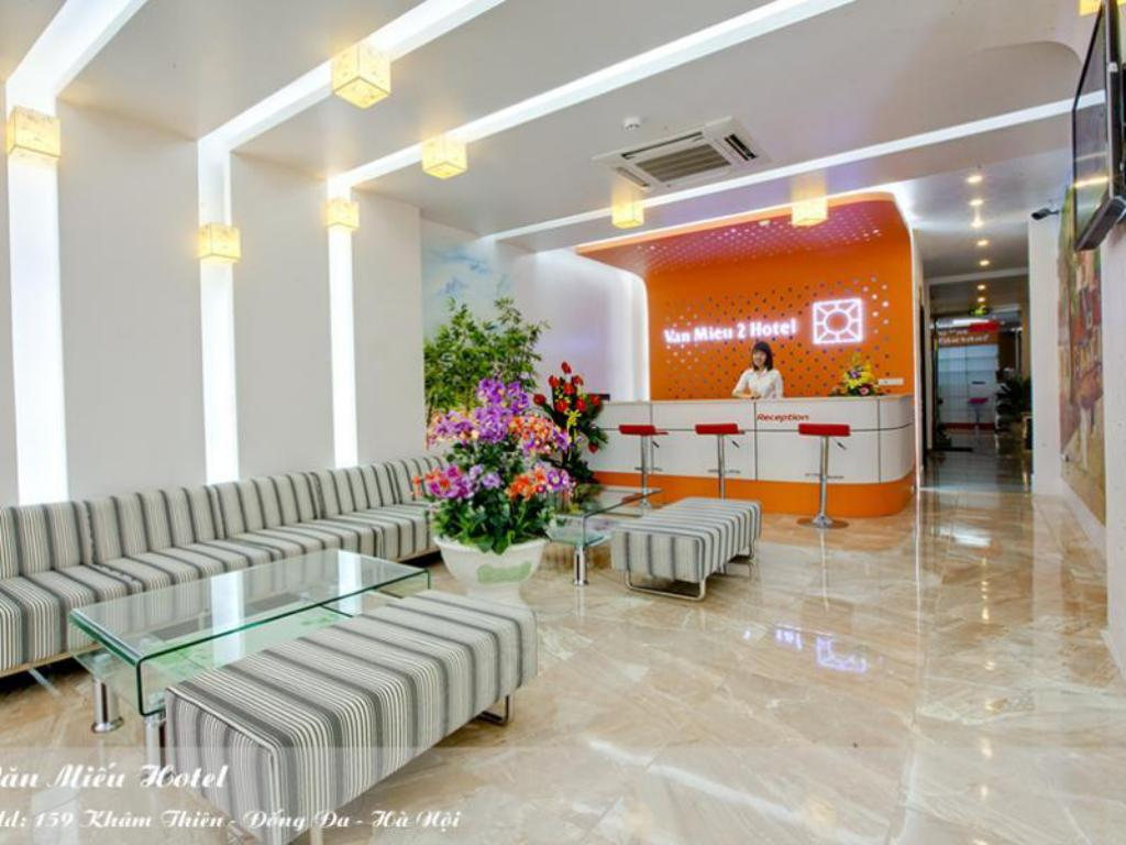 More about Van Mieu 2 Hotel