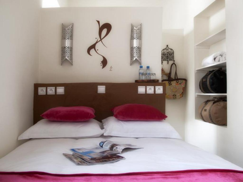 Standard Room - Bed Riad Orange Cannelle