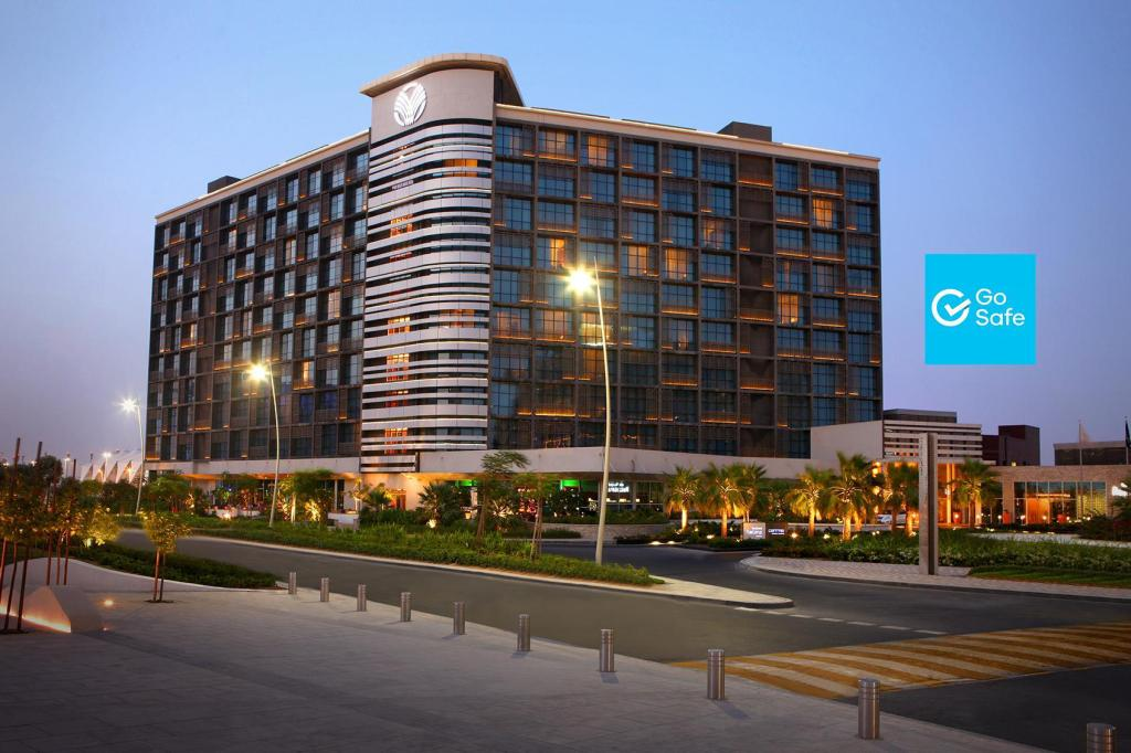 More about Yas Island Rotana Hotel