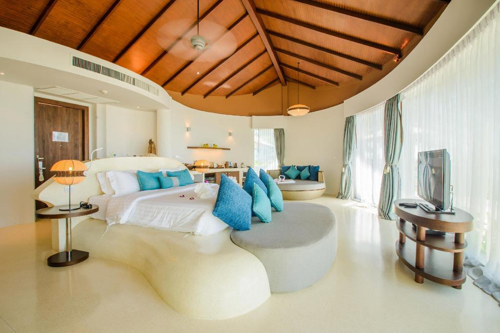 Mai Pool Villa - Bed
