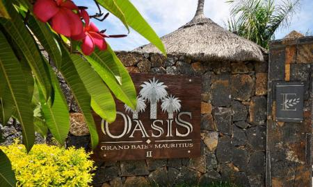 Ingresso Oasis Villas by Evaco Holiday Resorts