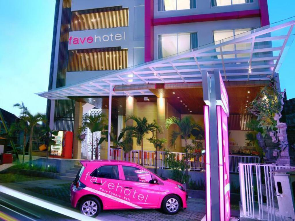 More about favehotel Kuta Square