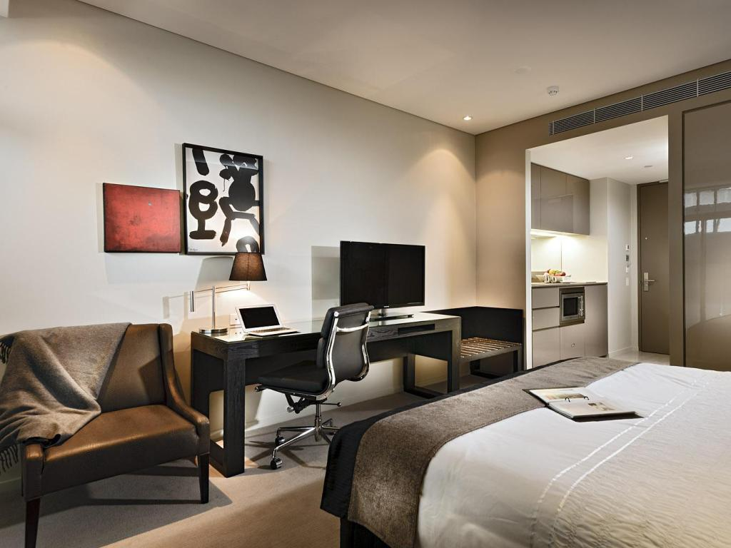 studio deluxe Fraser Suites Perth