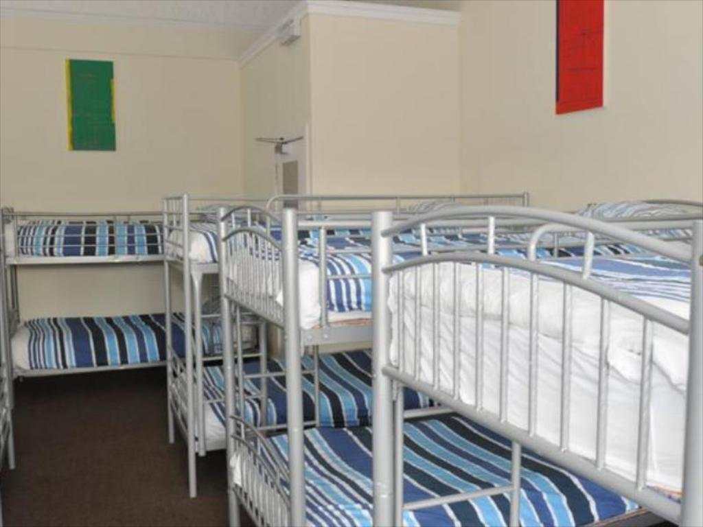 1 Bed in 12-Bed Dormitory The Hostel