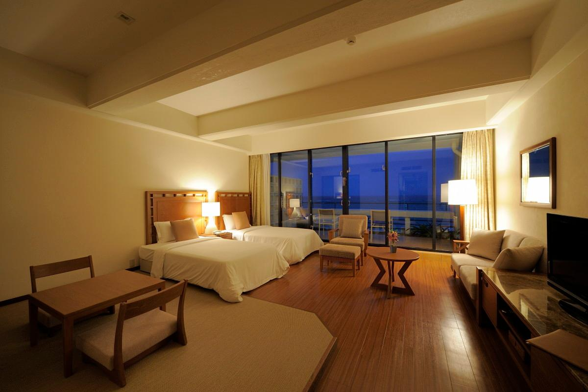Luxury Mountain View Room