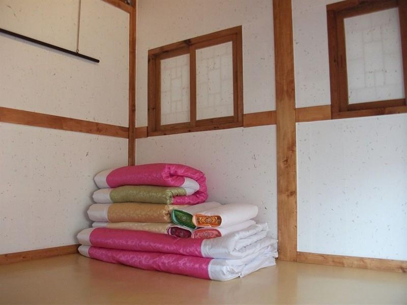 Korean Style Quad Room