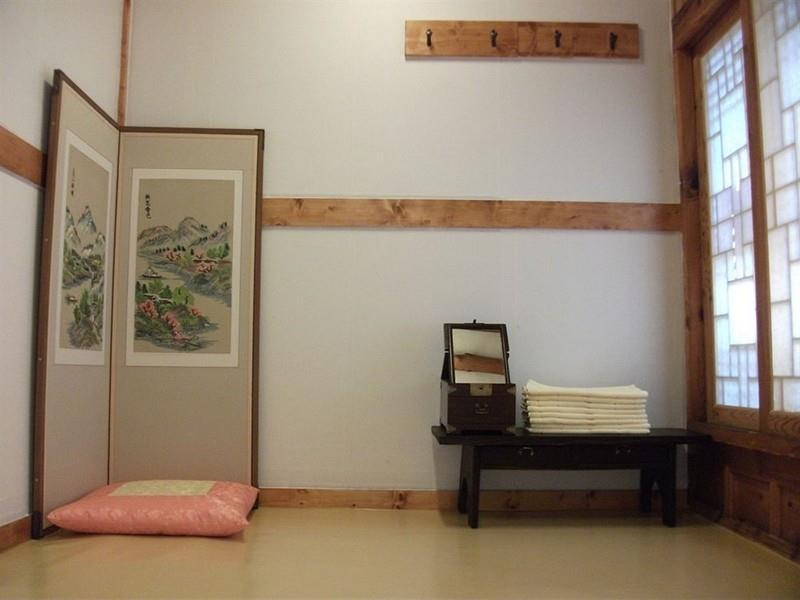 Korean Style Triple Room