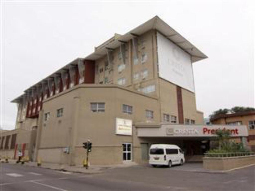 More about Cresta President Hotel