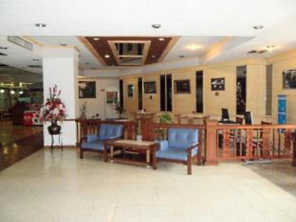 Interior view Diamond Beach Hotel