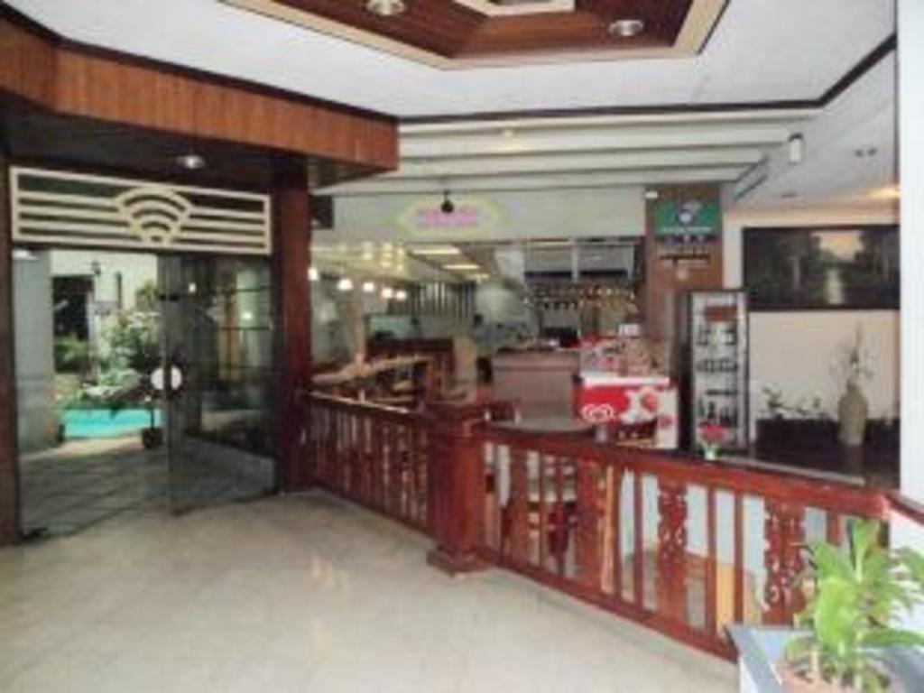 Interior View Diamond Beach Hotel