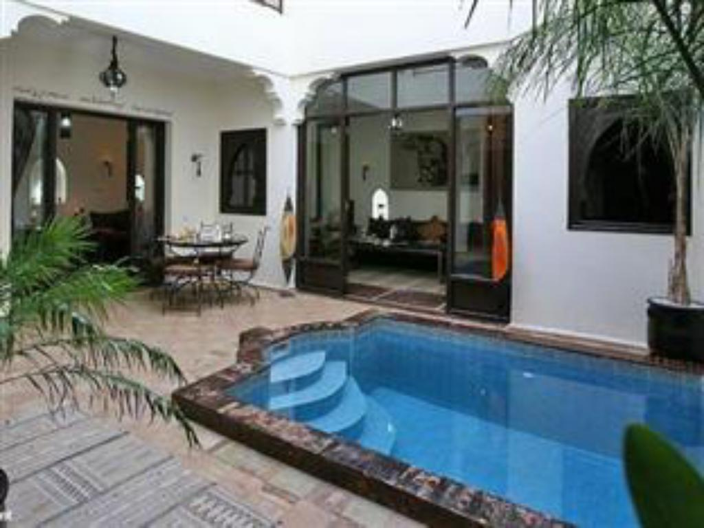 More about Riad Des Ours