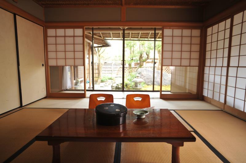 日式房 - 有浴室/大 (Japanese Room with Bathroom (Large))
