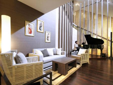 Lobby Classic Kameo Hotel & Serviced Apartments Rayong