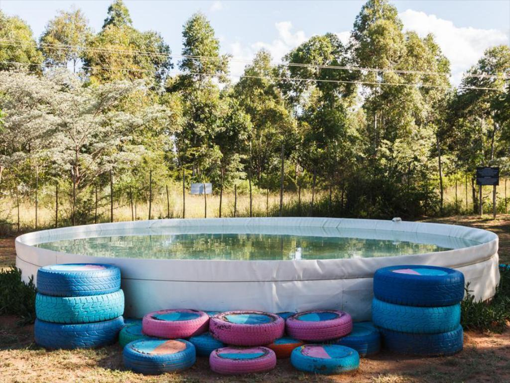 Swimming pool Modimolle Funky Stay Backpackers