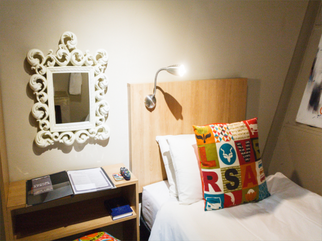 Quartos Individuais - Quarto de hóspedes Hotel Modimolle Funky Stay (Modimolle Funky Stay Backpackers)