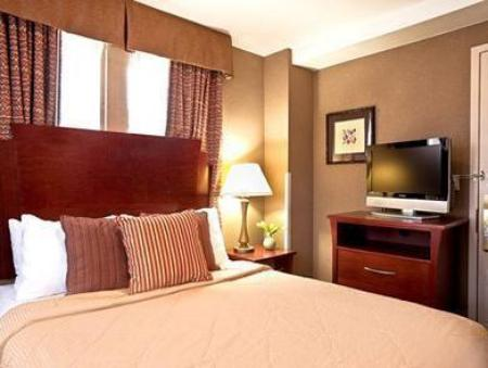 1 dormitor La Quinta Inn & Suites New York City Central Park