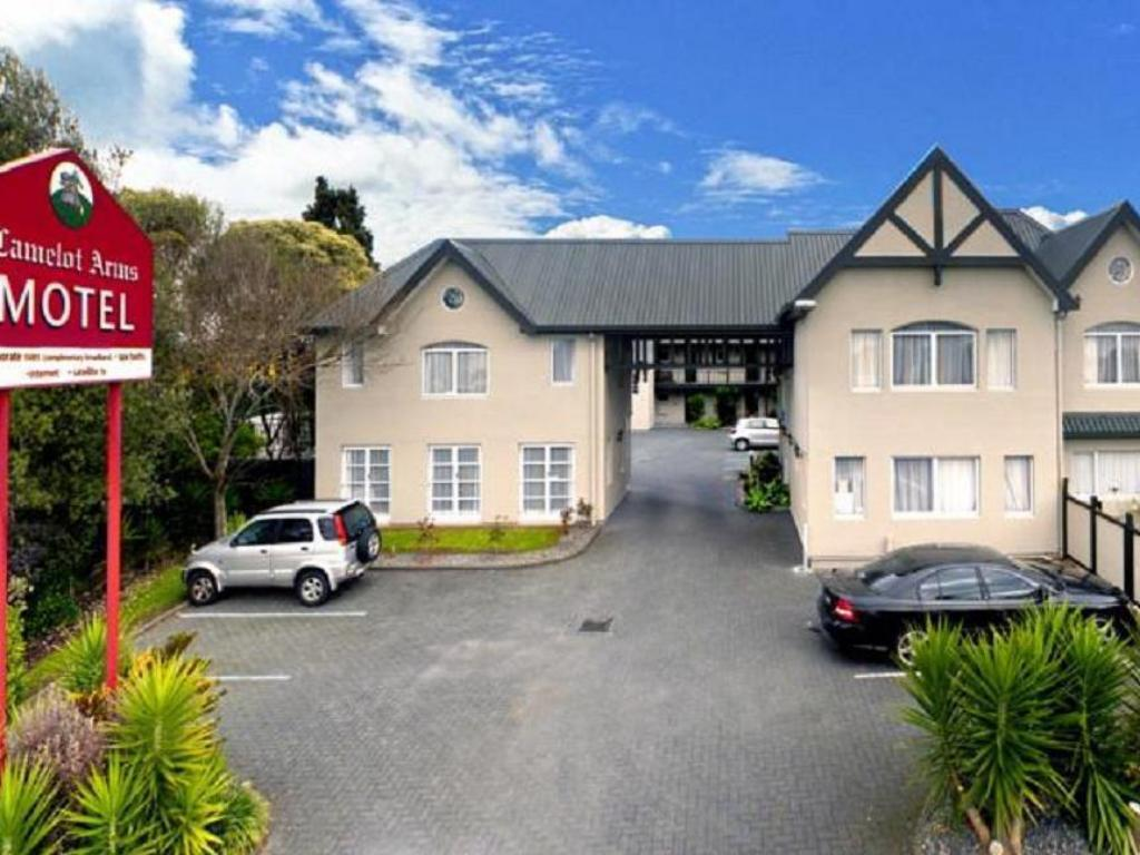 Camelot Arms Motor Lodge In Auckland Room Deals Photos