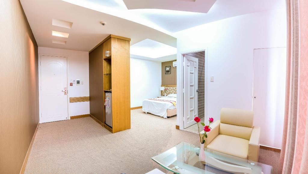 Superior (Double Bed) Khai Hoan Apartment & Hotel