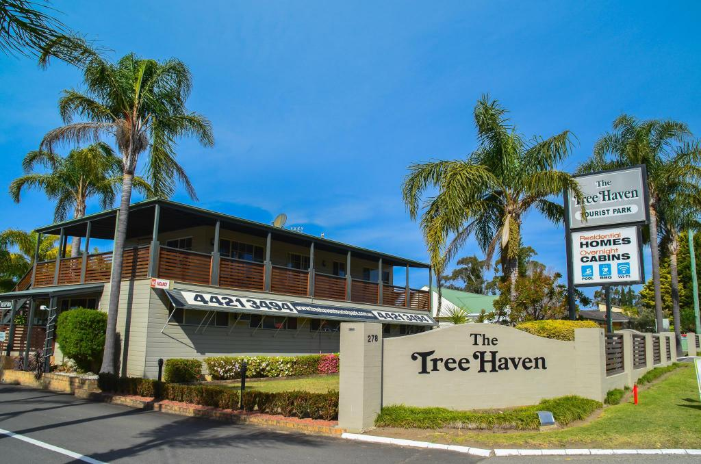 More about The Treehaven Tourist Park