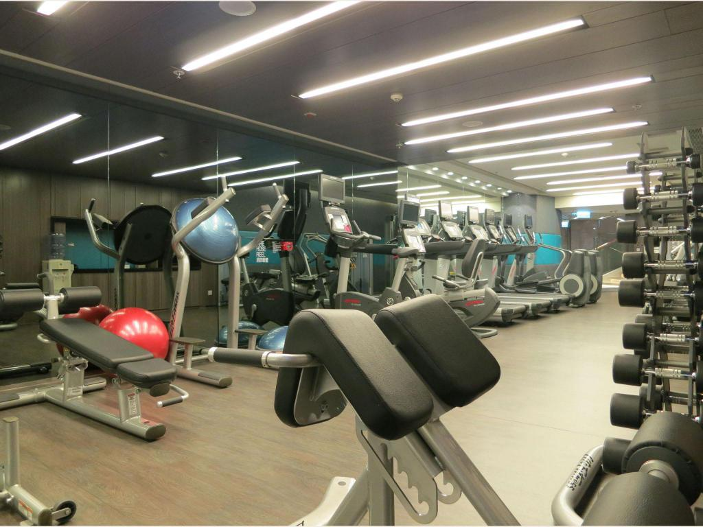 Fitness center Crowne Plaza Hong Kong Kowloon East