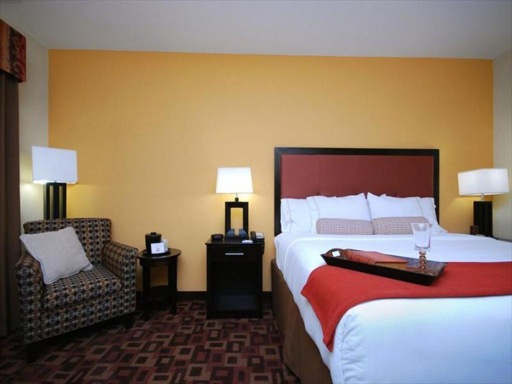 Standard - Bed Holiday Inn Express & Suites Gonzales