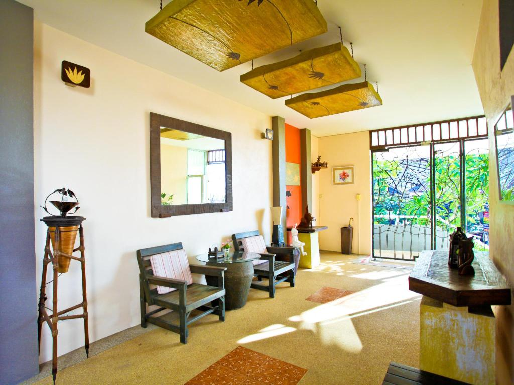 Interior view Boondaree Home Resort