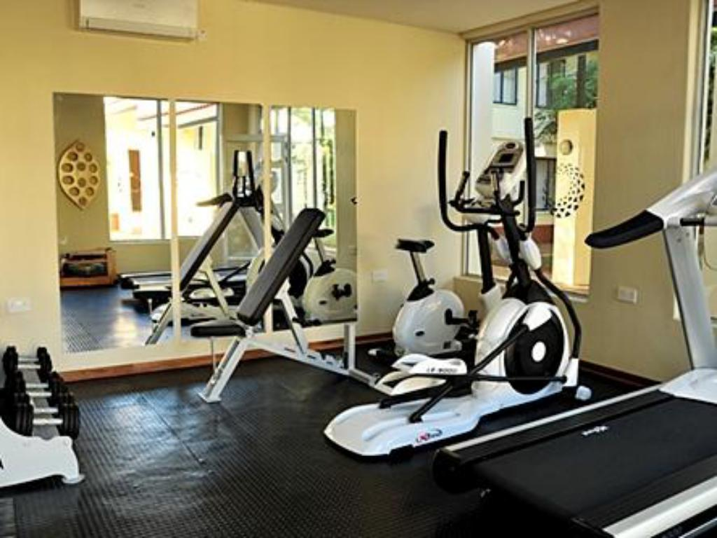 Fitness center Cresta Botsalo Hotel