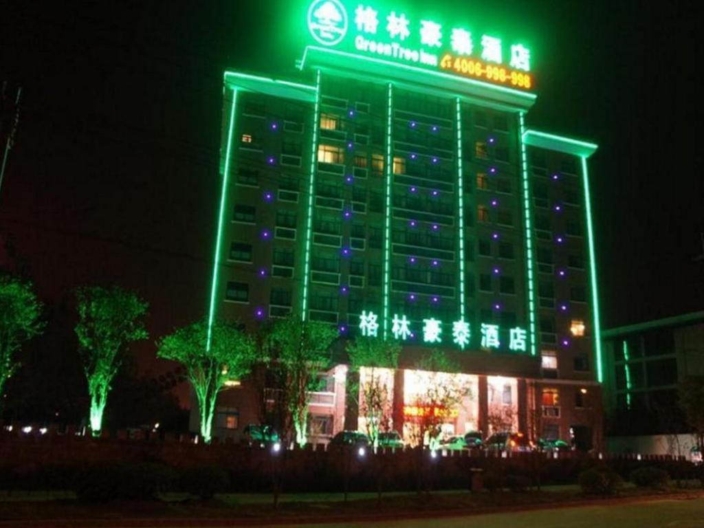 Greentree Inn Hefei Xiyou Road im Detail